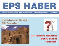 EPS Haber Kurumsal Dergilerimiz Arasına Katıldı…