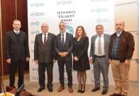 İTO Meslek Komitesi Toplantısına Katıldık