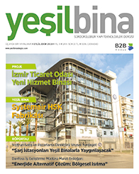 Yeşil Bina Dergimiz Okurlarıyla Buluşuyor