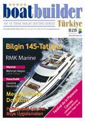 Marin Sektörü Fuarlarında Boat Builder Türkiye ile fark yaratın…