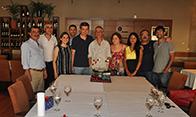 B2B Medya Genel Müdürü İsmail Ceyhan'ın İş Hayatındaki 30. Yılını Kutladık