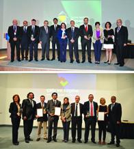 Yalıtım Sektörü Başarı Ödülleri 10. Yılında… Çatı ve Çephe Malzemeleri Ödülleri ise İkinci Kez Sahiplerini Buldu…