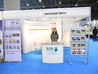 Boat Builder Türkiye Dergimiz Avrasya Boat Show'a Katıldı