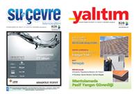 Su ve Çevre Teknolojileri dergimiz ile Yalıtım dergimiz 2012 yılında aylık olarak yayımlanacak