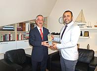 Yılın Ses Yalıtım Ürünü Ödülü, İ Floor ile İNNOV YAPI'nın