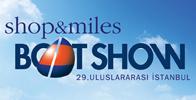 Boat Builder Türkiye ve Tersane dergilerimizle İstanbul Boat Show fuarına katıldık
