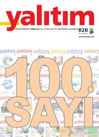 Yalıtım Dergisi 100. Sayısını Kutluyor…